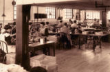 D&M workers at sewing machines
